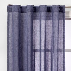 """2- Basics Curtain Panels by Made By Design™42""""x63"""""""
